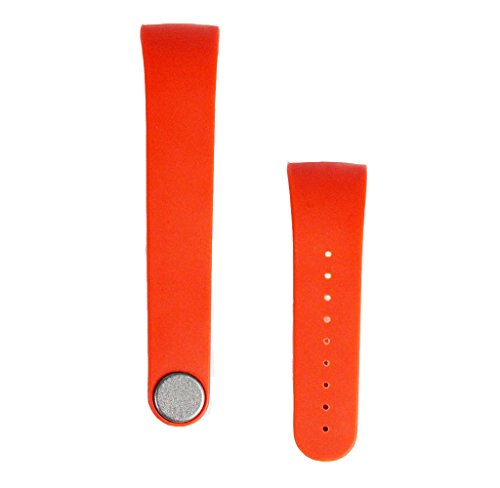 Chronograph Orange Alligator (1PC Watch Band Wristband For sony SmartBand Talk SWR30 Usstore Replacement Watch Wrist (Orange))