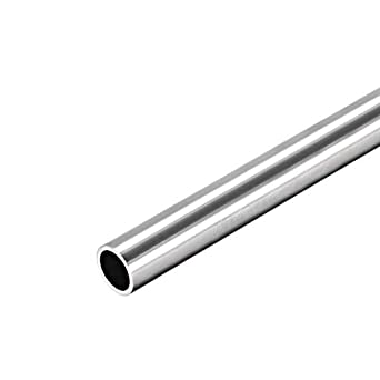 OKIl OD 10mm x 8mm ID Stainless Pipe 304 Stainless Steel Capillary Tube Length 500mm