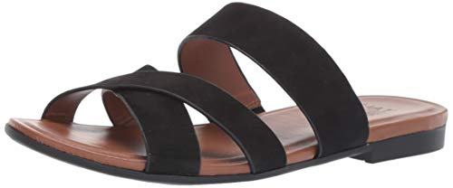Naturalizer Women's Treasure Sandal, Black, 4.5 M -