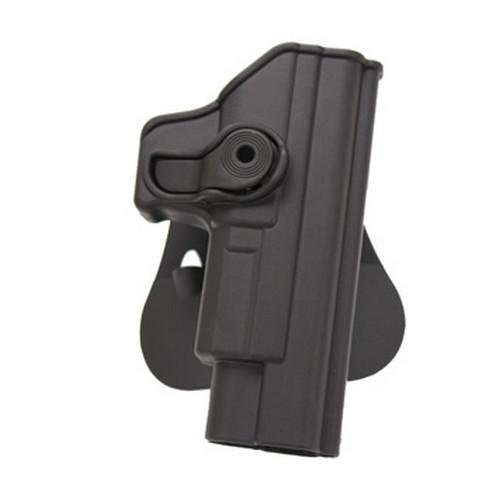 Colt 45 Handgun - SigTac Retention Springfield XD 40 Smith and Wesson 45 Automatic Colt Pistol Roto Paddle Holster, 9mm