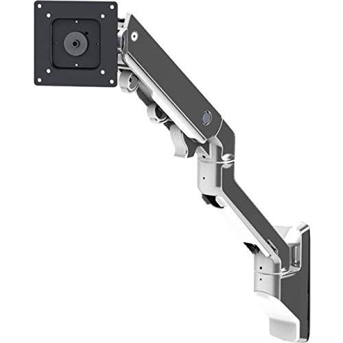Ergotron 45-478-026 HX Wall Mount Monitor Arm - Mounting Kit, Polished Aluminum