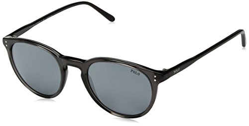 Crystal Sonnenbrille Greymirrorflash PH4110 Shiny Noir Polo Black FgHqzww
