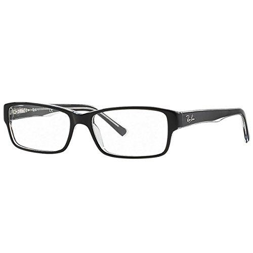 5169 Hombre Monturas de Ray Gafas Ban Para 2034 Negro 4ZqxYw5
