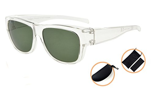Eyekepper de Transparent Polarisee lunettes de prescription soleil pour Lunettes YqZYr8H