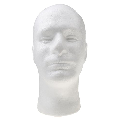 foam bald mannequin head - 6
