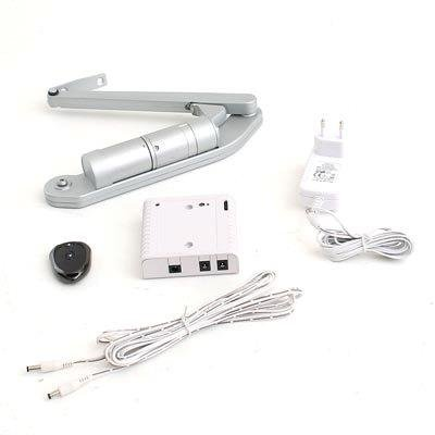 Window Opener Kit for sills 2'' or greater with Remote & Auto-Close