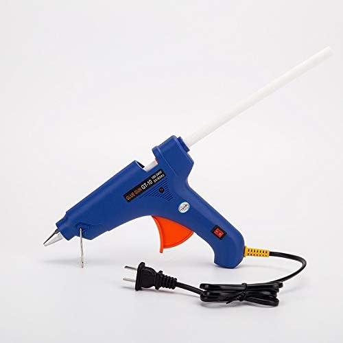 Household Electric Sol Gun 100W Hot Melt Adhesive Gun 11mm Glue Stick Special Glue Gun Manual Hot Melt Adhesive Gun - (Plug Type: US)