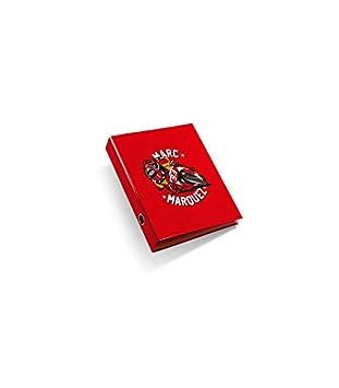 Miquel Rius 14789 - Archivador 4 anillas, 40 mm: Amazon.es: Oficina y papelería