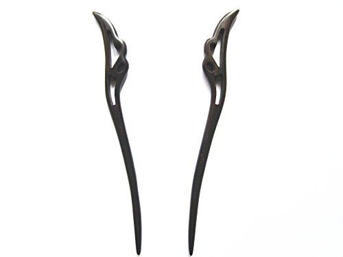 Bone Hair Pin - 6