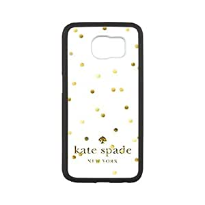 Kate Spade, Custom Samsung Galaxy s6 Case Cover TPU For Samsung Galaxy s6 G9200(Laser Technology) by ruishername