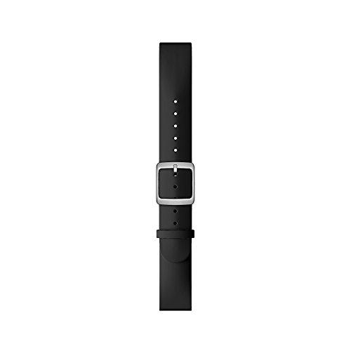 Nokia  Silicone Wristband, Black, 36mm