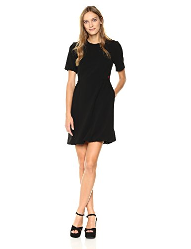 (Dear Drew by Drew Barrymore Women's Fifth Ave Tulip Dress, Tap Shoe, 6)