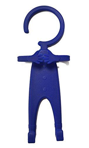 Bondi Silicon Flexible Cell Phone Holder, (Blue)