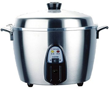 Tatung Tac-11kn 11 CUP Stainless Steel Rice Cooker Home Supply Maintenance (Best Home-app Rice Cookers)