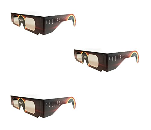 Price comparison product image eclipse glasses (burning sun)