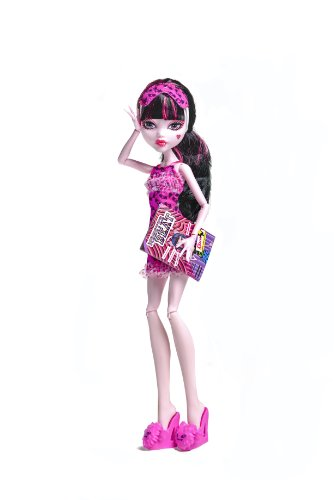 Monster High Dead Tired Draculaura Doll