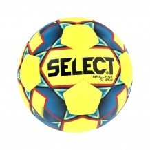 Select Mini Soccer Skills Ball, Yellow/Blue, Size 1