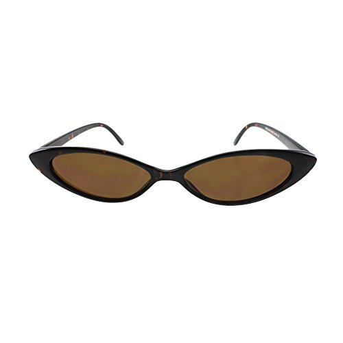 MQ adulto Zoe Brown Tortoise SunglassesMQ9768 Unisex RPrZ7Rq
