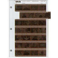 PrintFile Archival 35mm Size Negative Pages Holds Seven Strips of Four Frames...