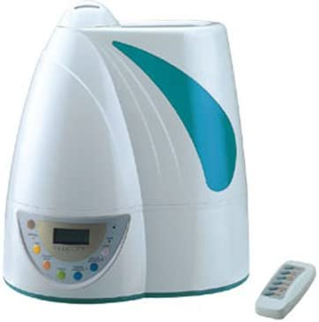 Deluxe Ultrasonic Humidifier Ionizer Air Purifier