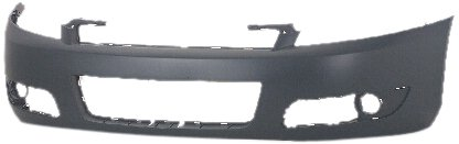 OE Replacement Chevrolet Impala Front Bumper Cover (Partslink Number GM1000764)