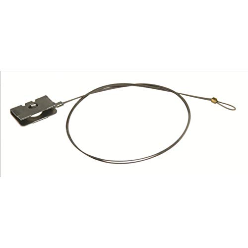 Eckler's Premier Quality Products 55306942 El Camino Shifter Indicator Cable With Rectangle Speedometer Automatic Transmission