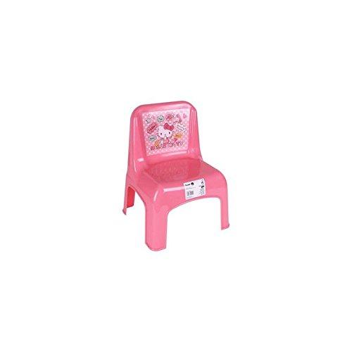 Hello Kitty 30X32X42 CM Silla PL/ÁSTICO Rosa