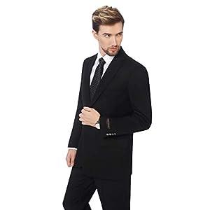 P&L Men's Premium Classic Fit Sport Coat Suit Blazer