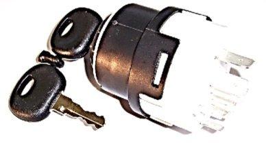 Zündschloss Startschalter Zündschalter KM 10 11 0007 mit 2 Schlüssel Typ A Code 14603 (KM 10 11 0008) für ; Case New Holland Nr.: 1532371C1/1532371C2; Claas Nr.: 0013003020, BOMAG Nr.: 05726097 Same Deutz Fahr Nr.: 01175809 / 01176269 ;