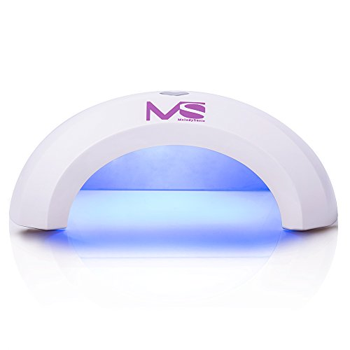 uv gel light nail dryer - 4
