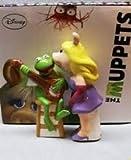 Westland Giftware Miss Piggy Kissing Kermit Salt and Pepper Shakers