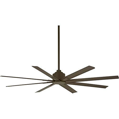 "Minka-Aire F896-65-ORB Xtreme H20 65"" Outdoor Ceiling Fan with Remote"