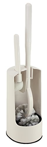 Myrna 2 in 1 toilet brush white W078W (japan import)