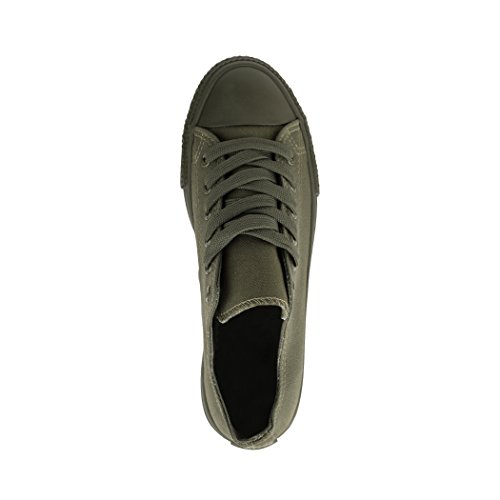 Green Donna Elara Sneaker Donna All Green Sneaker Elara All nP78q6pP