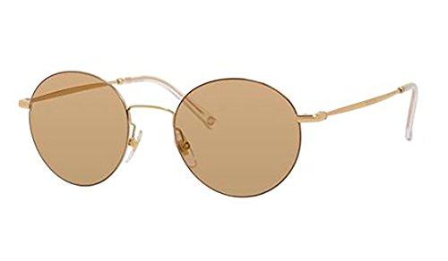 Gucci Sunglasses - 4273 / Frame: Gold Lens: Brown - Gold Mirror Sunglasses Gucci