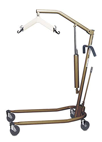 Probasics Personal Hydraulic Patient Body Lift (with Medium Full Body Mesh Sling ()