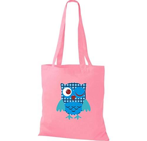Mujer De Algodón Rosa Tela Para Bolso Shirtinstyle q4Xxw5Bq