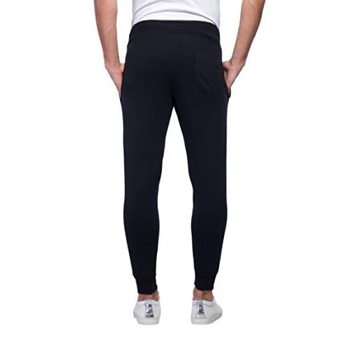31XDN6TYC L. SS500  - Alan Jones Clothing Men's Cotton Slim Fit Joggers