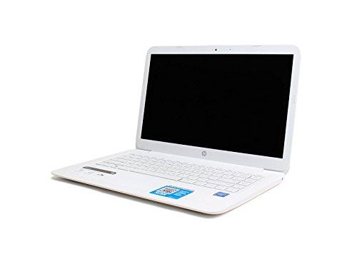 HP Stream Notebook (Snow White) - 14-AX027CL - Intel Celeron, 4GB RAM, 32GB SSD (Certified Refurbished)