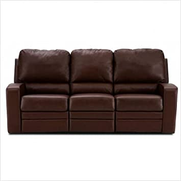 Amazon.com: Palliser Furniture 4061021 Acadia Leather Sleeper Sofa ...