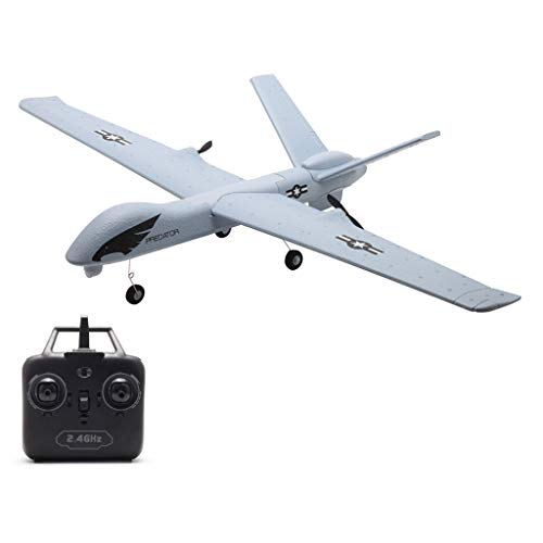 RC Airplanes FPV Wing 4000mm Wingspan Glider 2 Channels 2.4Ghz RTF DIY Remote Control Airplane Toy EPP Built-in Gyro
