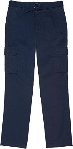 Belted Cargo Pants - 8