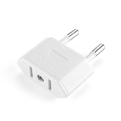 Flexzion International Worldwide Travel Power Plug Adapter