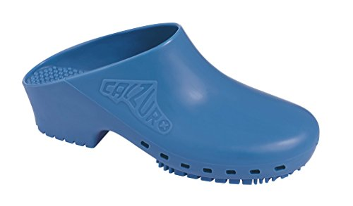 Calzuro Autoclavable Clog without Upper Ventilation Light Blue gI6GnSypUo