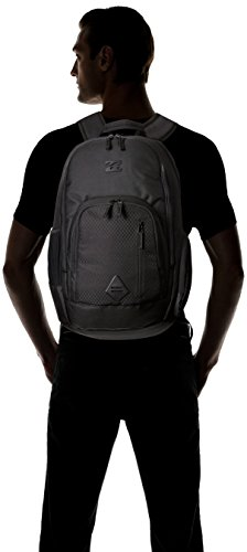 31XDY2V%2BG3L - Billabong Men's Classic School Command Backpack, Stealth Black, One Size