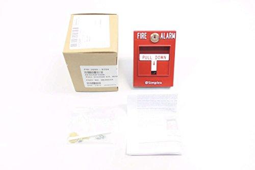 SIMPLEX 2099-9754 0630533 FIRE ALARM PULL STATION D561665