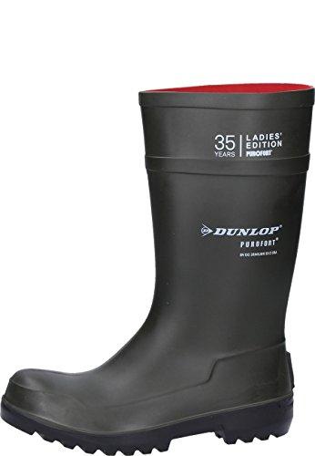 Dunlop Purofort S5 Für Damen Grün
