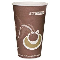 ECOEPBRHC8EW - ECO-PRODUCTS,INC. Evolution World 24% PCF Hot Drink Cups