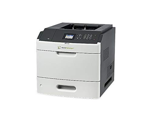 - Source Technologies Secure MICR ST9730 Printer Base Model (55 ppm) (800 MHz) (512 MB) (1200 x 1200 dpi) (Max Duty Cycle 250,000 Pages) (USB) (Ethernet) (650 Sheet Input - 55 Laser Ppm Printer