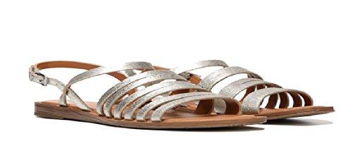 Franco Sarto Kvinners A-gabrina Skinn Sandal, Plantino, 4,5 M Oss